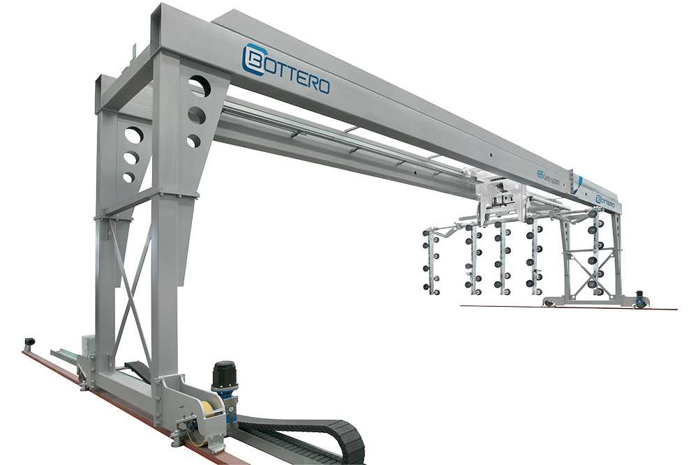 695 Overhead loading system